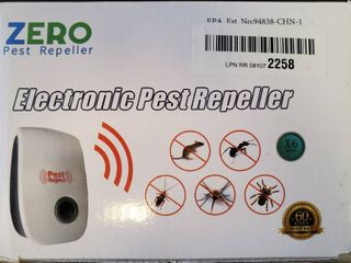 Electronic Pest Repeller  set of 6
