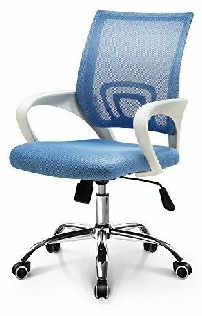 CPSW Sky Blue  Office Chair