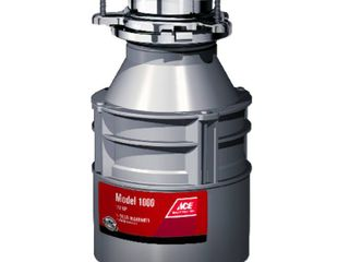 Ace 1 3HP Food Disposer  1000