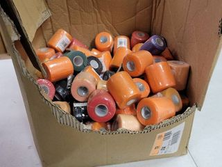 Big lot of athletic tape and pre wrap