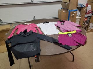 Nike and Under Armour Women Size XS