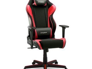 DXRacer OH RAA106 NR Racing Ergonomic Gaming Home Office Chair  Red and Black