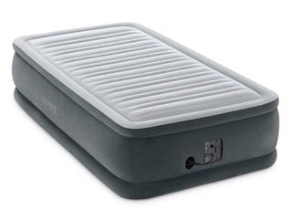 Intex DuraBeam Plus Series Elevated Air Mattress  Twin