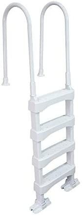 Vinyl works heavy duty Resin pool Step ladder for 60 in Above Ground
