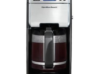 Hamilton Beach 12 Cup Programmable Coffee Maker 46201