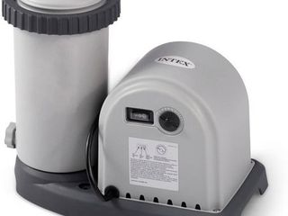 Intex 1500 Gallon Filter Pump AC 110 to 120 Volt