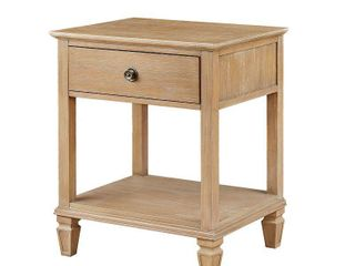 Victoria Nightstand Natural