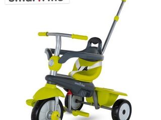 smarTrike Breeze  3 in 1 Toddler Tricycle 15M    Green