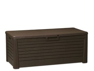 Toomax Florida 145 gallon Patio Deck Box Brown