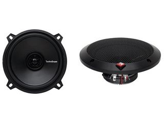 Rockford Fosgate R1525X2 5 25  5 1 4 160 Watt 2 Way Coaxial Car Audio Speaker