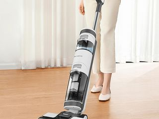 Tineco iFlOOR3 Cordless Hard Floor Cleaner Wet Dry Vacuum   Silver