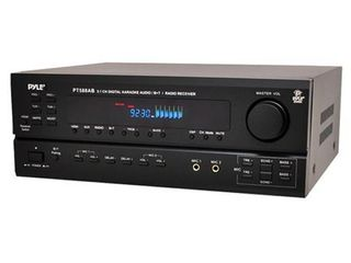 Pyle USA YP5354 5 1 Channel Home Theater AV Receiver BT Wireless Streaming