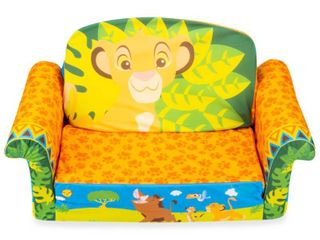 Marshmallow lion King Furniture Flip Open Sofa
