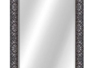 Chromo II Modern Beveled Accent Mirror-Retail: $249.99 AS IS