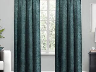 Exclusive Home Curtains 1  Holden Curtain Rod and Finial Set   Retail   42 99