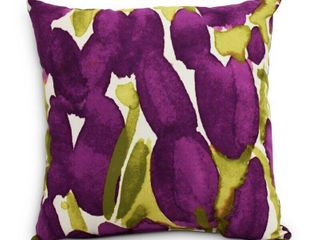 Quast Tulip Outdoor Square Pillow  Retail   32 99