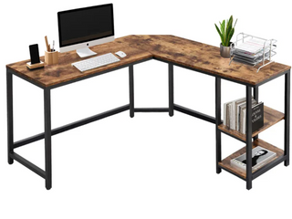 Harvin l Shape Desk