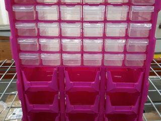 39 Slot Shelf Organizer