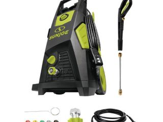 Sun Joe SPX3500 2300 PSI MAX 1 48 GPM Electric Pressure Washer with Brass Hose Connector