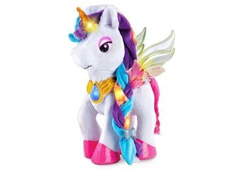 Vtech Myla The Magical Unicorn Interactive Singing W Microphone 4y  Open Box