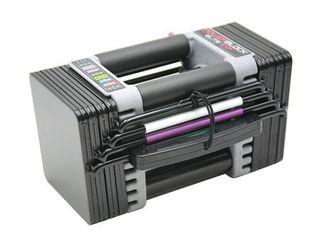 PowerBlock Elite EXP 50 lb  Adjustable Dumbbell  2020 model