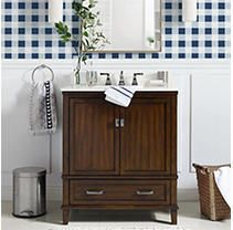 Dorel living Otum Bathroom Vanity  Multiple Colors  Multiple Sizes