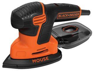 BlACK DECKER Mouse Detail Sander  BDEMS600