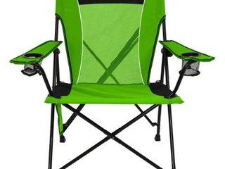 Kijaro Dual lock Folding Chair  Ireland Green