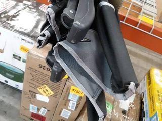 Black lawn Chair