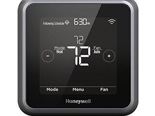 Honeywell Home RCHT8610WF2006 W  T5 Smart Thermostat  Black