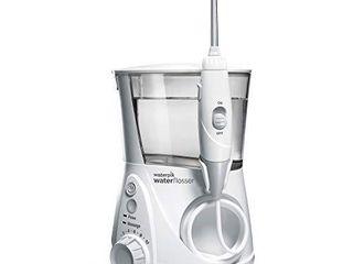 Waterpik WP 660 Water Flosser Electric Dental Countertop Professional Oral Irrigator For Teeth  Aquarius  White