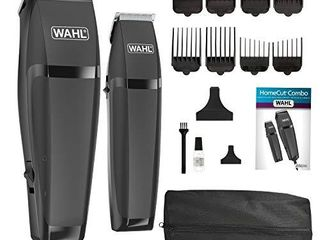 Wahl Clipper Corp Pro 14 Piece Styling Kit with Hair Clipper and Beard Trimmer for Total Body Grooming   Model 79450  Chrome NOT FUllY INSPECTED
