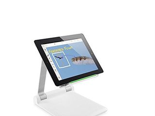 Belkin B2B118 Portable Tablet Stage  Compatible with Most Tablets and Smartphones Including All Generations of iPhone  iPad  iPad Pro  iPad mini and iPad Air