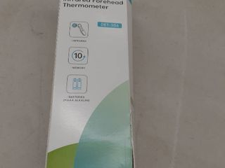 Infrared Forehead Thermometer Det 306