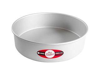 Fat Daddio s Round Cake Pan  12 x 3 Inch  Silver