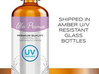 Ola Prima 8oz   Premium Quality Vanilla Essential Oil   Therapeutic Grade Vanilla Oil