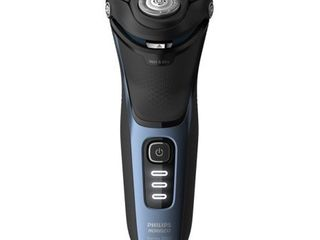 Philips Norelco   3000 series Wet Dry Electric Shaver   Storm Gray