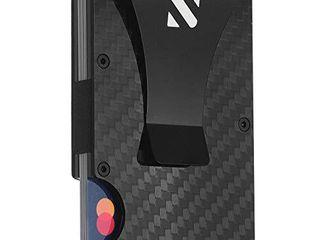 RFID Carbon Fiber Wallets for Men