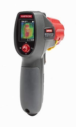 Amprobe IRC 120 Thermal Camera w  20 480 Pixels  14 AF to 932 AF    Data Storage