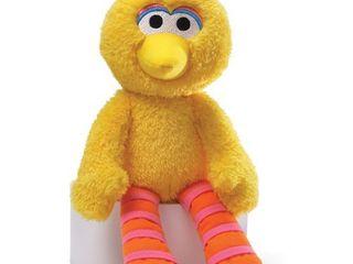 Gund Sesame Street Big Bird Take Along Stuffed Animal