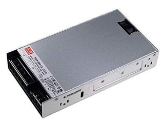 MEAN WEll RSP 500 12 DC Power Supply 500W 12V 42A PFC for CCTV  Computer Project lED Strip light  Router NOT FUllY INSPECTED