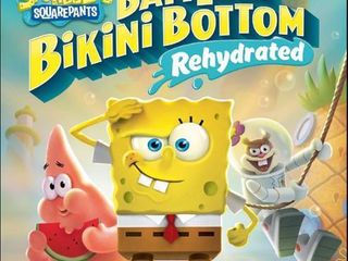 SpongeBob SquarePants  Battle for Bikini Bottom   Rehydrated   Nintendo Switch