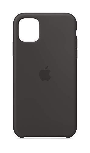 Apple Silicone Case  for iPhone 11    Black