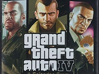 Grand Theft Auto IV Complete PC  APPEARS TO BE MISSING 2 DISCS