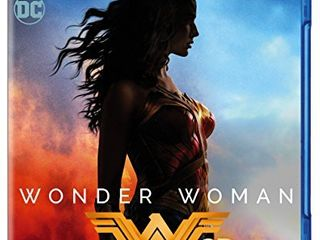Wonder Woman  2017   3D Blu ray   Blu ray   Digital Copy Combo Pack  APPEARS TO BE MISSING 3D COPY