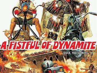 A Fistful of Dynamite aka Duck  You Sucker  Blu ray