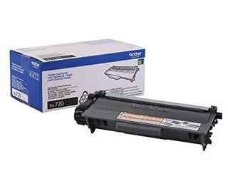Brother Genuine Standard Yield Toner Cartridge  TN720  Replacement Black Toner  Page Yield Up To 3 000 Pages  Amazon Dash Replenishment Cartridge