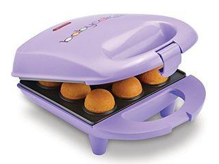 Babycakes Mini Cake Pop Maker  lilac  9 Pop  CPM 20