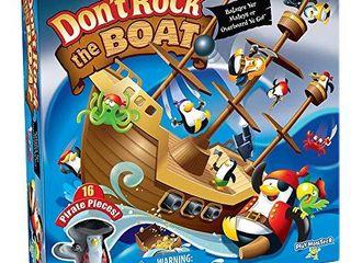 Donat Rock The Boat Skill   Action Balancing Game