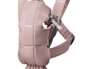 Baby Carrier Mini   Cotton   Old Rose